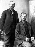 Charles and George Holdren